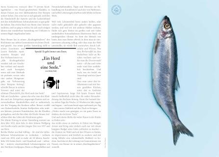 Beispieltext Magazin | Essen und Küche Teil 1